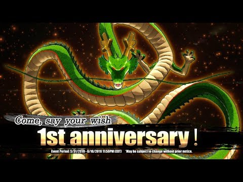 """Character introduction video for the smartphone game """"DRAGON BALL LEGENDS""""_v2_shenron"""