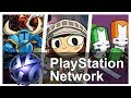 All PS3 - PSN Games In One Video