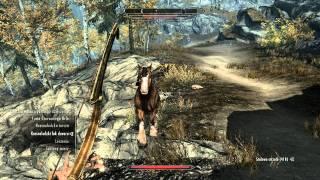 Zagrajmy w The Elder Scrolls V - Skyrim odc.3 - Istny Hardcore!