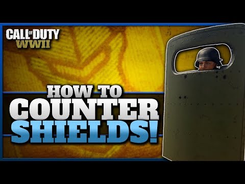 How To Counter The Shield In CoD WW2! (Top 10 Cavalry Counters)
