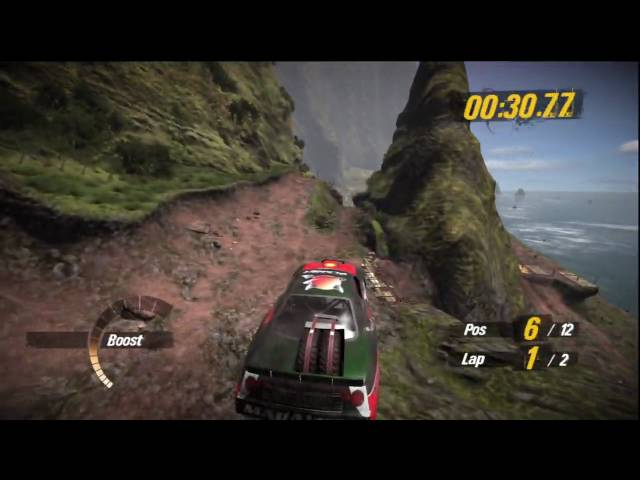 MotorStorm Pacific Rift Multiplayer - The Edge