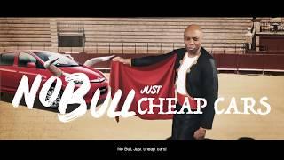 No Bull, Just cheap cars!