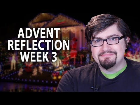 People Were Mad at My Christmas Porch - Advent Reflection Week 3