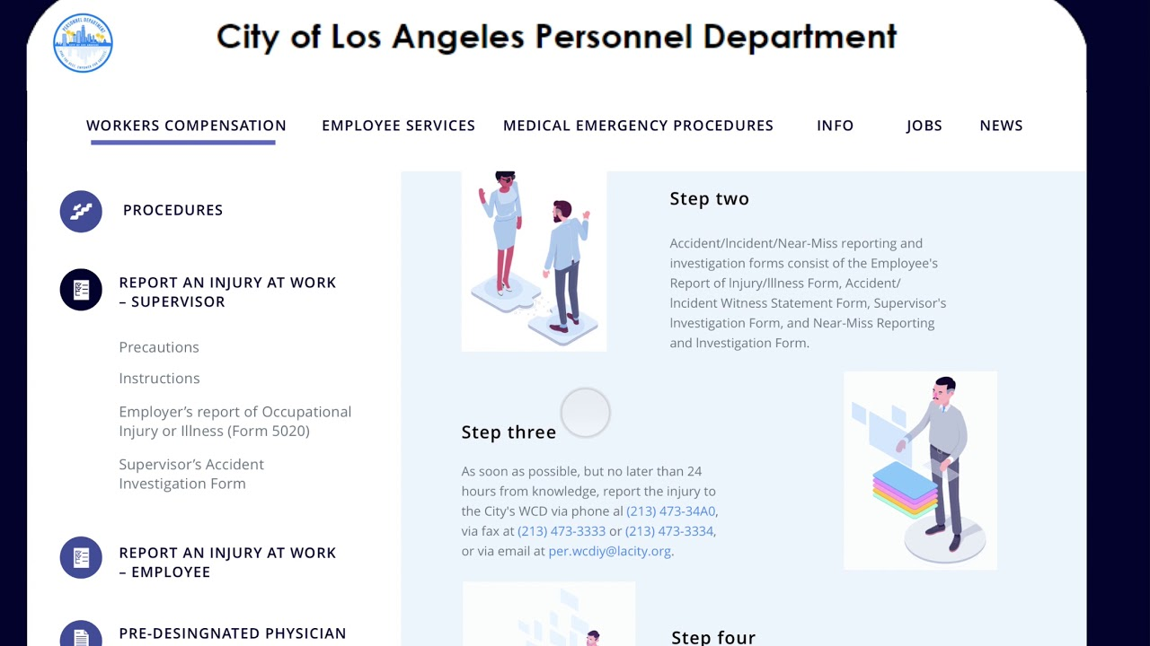 L A  Mayor's Operation Process Design
