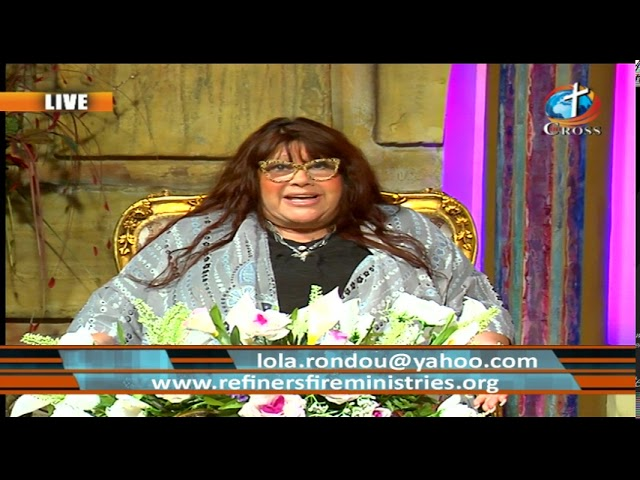 Refiners Fire with Rev Lola Rondou 10-29-2019