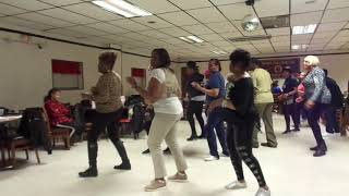 MY GOD - Gospel Line Dance - Choreographer: Patricia Garner