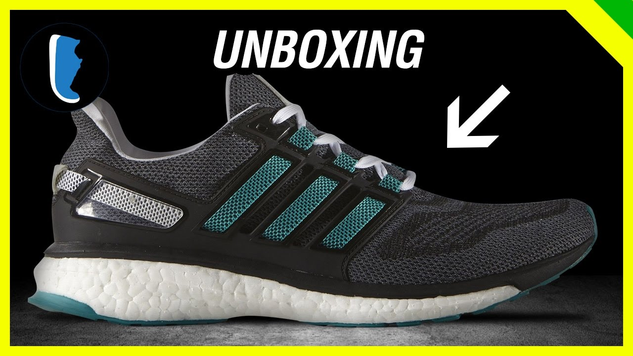 adidas Energy Boost 3 (Unboxing)