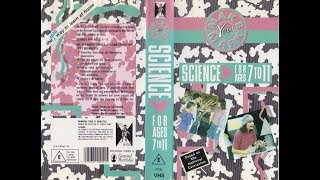 Make Your Mark - Science For Ages 7 To 11 (1995 UK VHS)