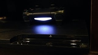 How-To connect a PS4 controller to PS3 wirelessly