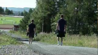 CanucksTV - Summer Sedinery - Off season training with the Sedins