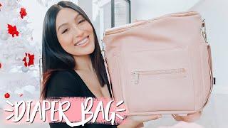 WHAT'S IN MY DIAPER BAG (NEWBORN)