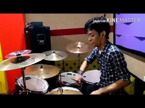 Drum cover rumah kita sideswipe !!! By yoeghi febrian