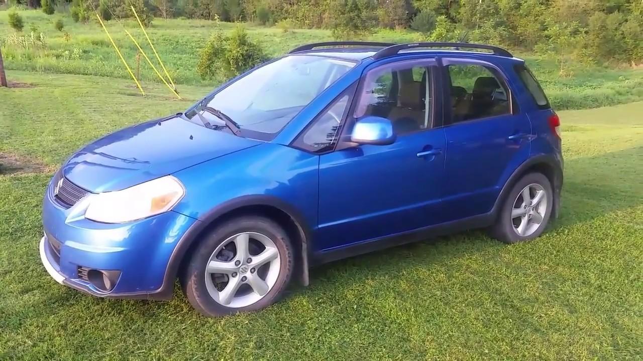 2007 Suzuki SX4  For Sale