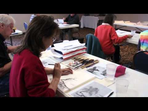 5-Day Hands-on Workshop on Chinese Art with Victoria and Henry Li in Los Angeles