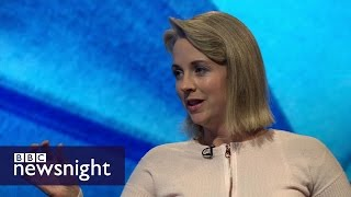 Beyond #piggate: Biographers Isabel Oakeshott and Anthony Seldon - Newsnight