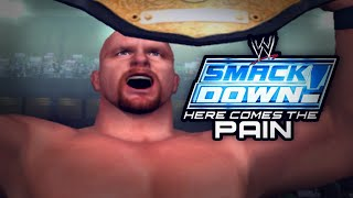 "WWE Smackdown Here Comes The Pain! SEASON MODE - Part 7 - ""HELL IN A CELL!"" 