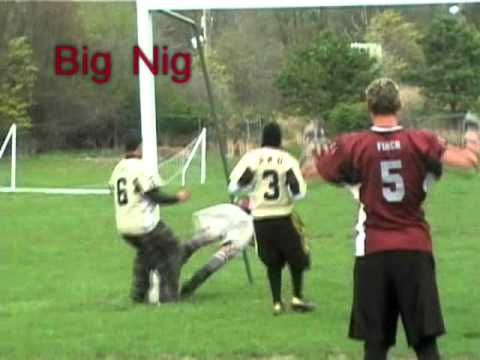 2007 TownBeef Football Spring Season Liners vs South End Boyz - Broncos vs. Ligers