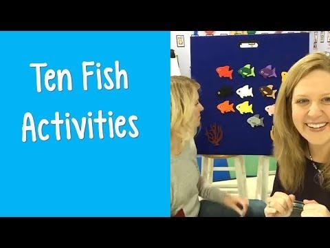 Ten Fish Activities