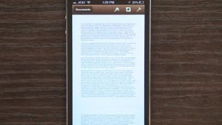 Saving Excel or Word Files on Your iPhone : Tech Yeah!