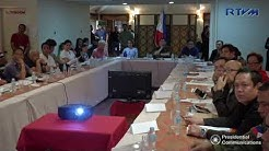 National Disaster Risk Reduction and Management Council (NDRRMC) Briefing