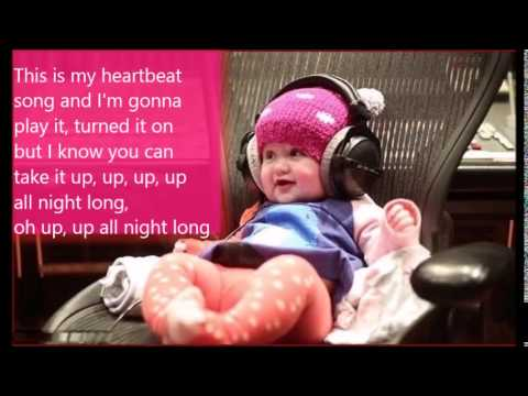 Heartbeat song Kelly Clarkson with lyrics