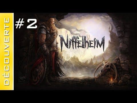 [Indé] Niffelheim: #2 - Revue avancée, combat, fabrication, ateliers