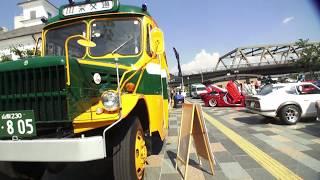 【くるまイベント】 甲府自動車博覧会 ボンネットバスや素敵な車達編