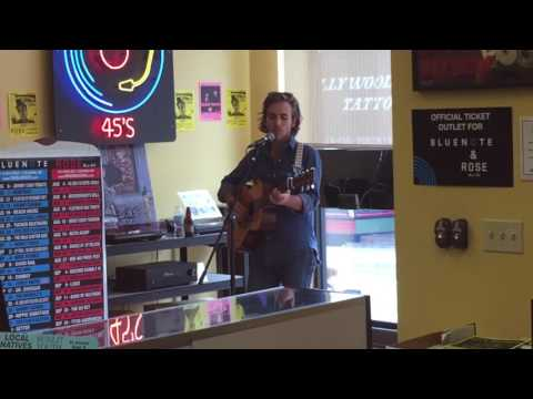 Andrew Combs Live In-Store