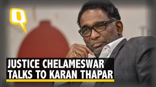 Justice Must Not Only be Done, But Must Also Appear to Have Been Done: Justice Chelameswar