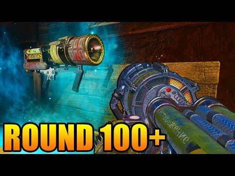 """HITTING 200,000 SUBSCRIBERS LIVE!"" - Kino Der Toten Rounds 100-112! (Black Ops 3 Zombies DLC 5)"