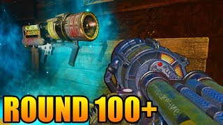 """""""HITTING 200,000 SUBSCRIBERS LIVE!"""" - Kino Der Toten Rounds 100-112! (Black Ops 3 Zombies DLC 5)"""