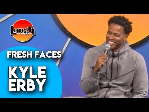 Kyle Erby | Black Folks Gotta Stick Together | Laugh Factory Fresh Faces Stand Up Comedy