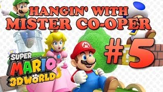 Super Mario 3D World Part 5: What Does The Fox Say? - HANGIN' WITH MR. CO-OPER