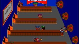 Tapper (Budweiser, set 1) - tapper gameplay - User video