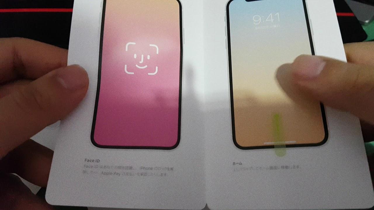 Apple iPhone X 256GB [Japan] [Unboxing]