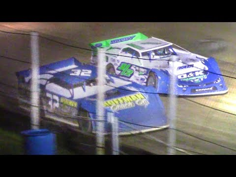 RUSH Crate Late Model Feature | Old Bradford Speedway | 6-9-19