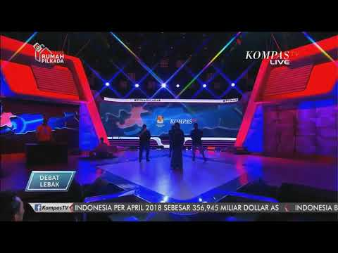 B'SOUTHGANK  - Jingle Pilkada Lebak 2018 (LIVE KOMPAS TV)
