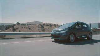2017 Chevrolet Bolt EV Test drive
