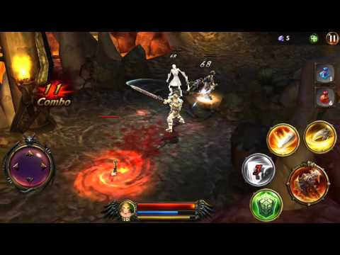Eternity Warriors 3 - HD Walkthrough Part 3