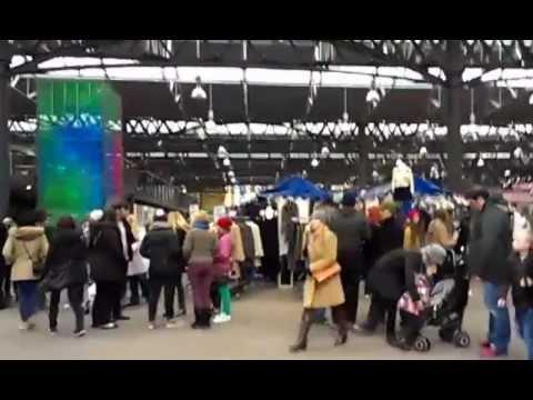 Old Spitalfields Market - London - Easter 2013