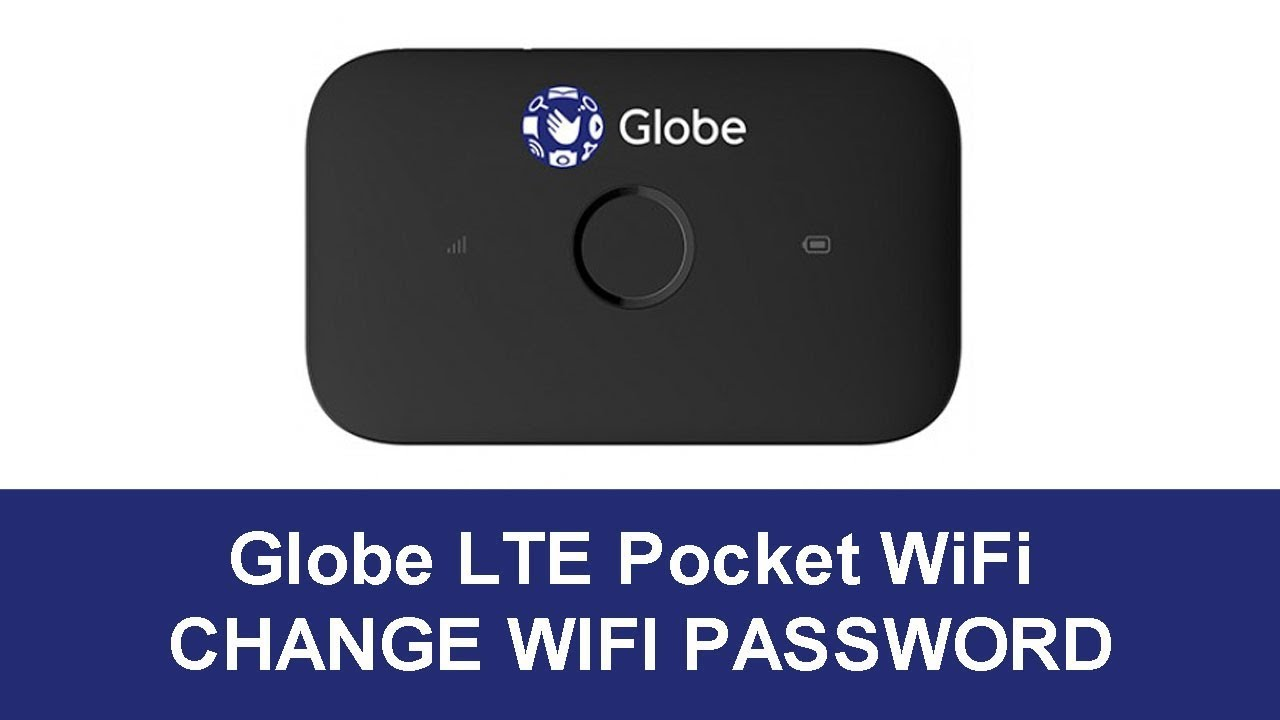 Cant change wifi password globe