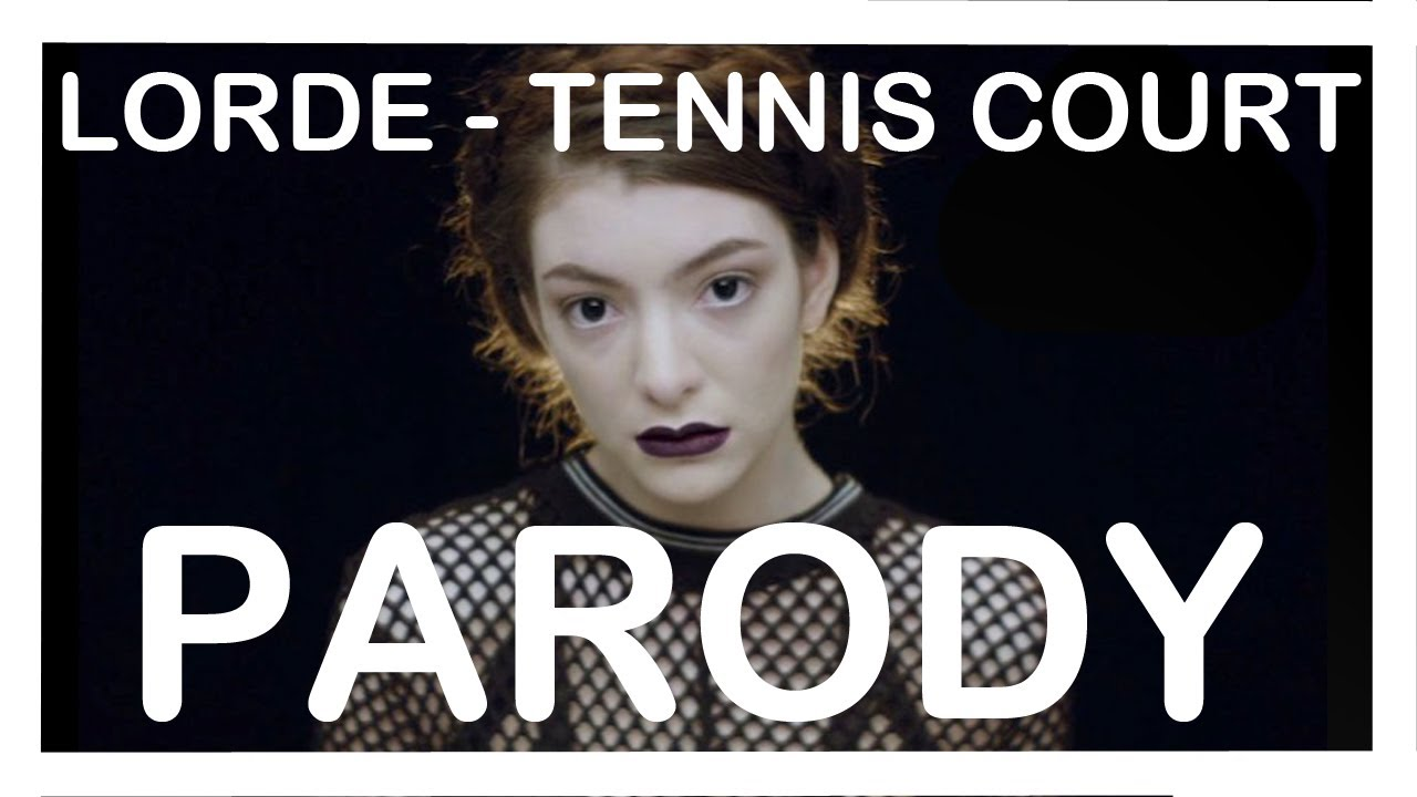 The logo and the damage done – 5000 Ways to Love You |Lorde Tennis Court