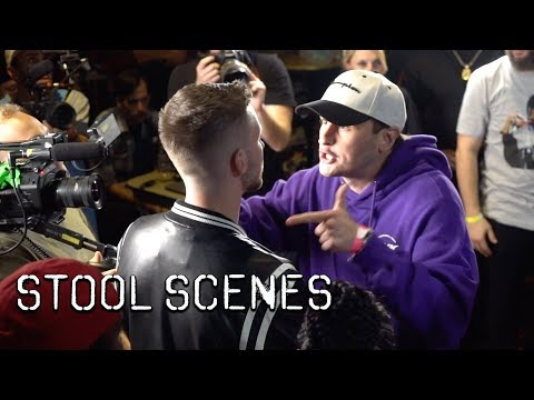 Barstool Blogger Rone Eviscerates Opponent In Major Rap Battle - Stool Scenes 237