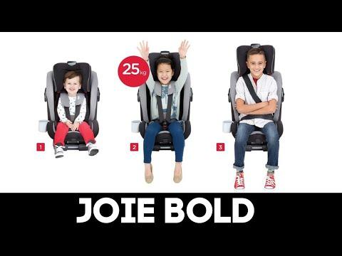 Автокресло #Joie Bold группа 1-2-3 (от 9 до 36 кг)
