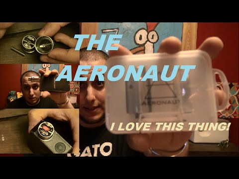 The Aeronaut RDA is My New Favorite RDA of All Time!