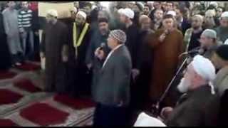 حضرة شاذلية بحضور سيدي شكري اللحفي جامع قلبقجية بدمشق