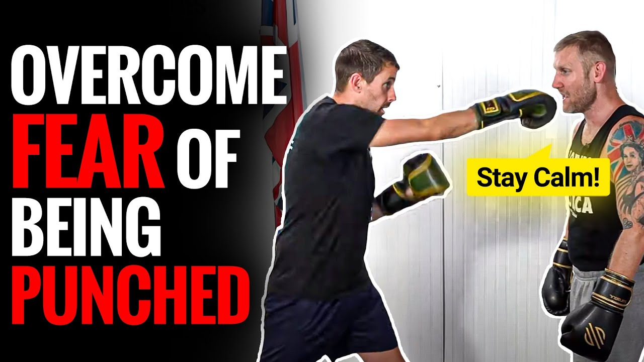 3 Drills for Dealing with Fear of Being Hit in Boxing