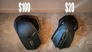 Beating the BEST EDITING MOUSE IN THE WORLD? Logitech MX Master vs VicTsing