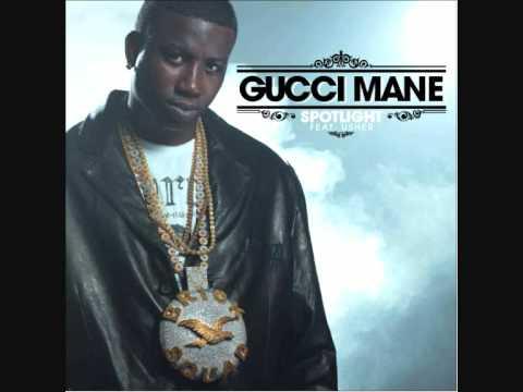 Gucci Mane feat. Usher - Spotlight [HQ]  Lyrics