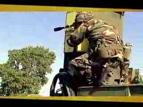 Army MOS 13R Field Artillery Firefinder Radar Operator